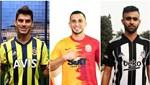 Süper Lig transfer sayısı ve yaş ortalamasında zirvede