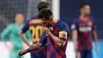 Barcelona: Messi ile yollar ayrılıyor
