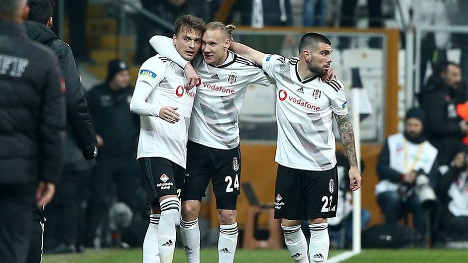 Beşiktaş, BB Erzurumspor karşısında tur arıyor