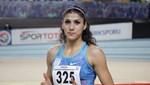 Milli atlet Elif Polat'tan salon rekoru