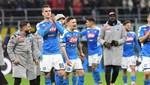 Napoli, Inter'i deplasmanda yenip avantajı kaptı