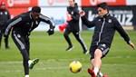 Beşiktaş'ta Antalyaspor mesaisi başladı