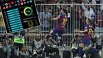 Barcelona, Real'i tahttan indirdi