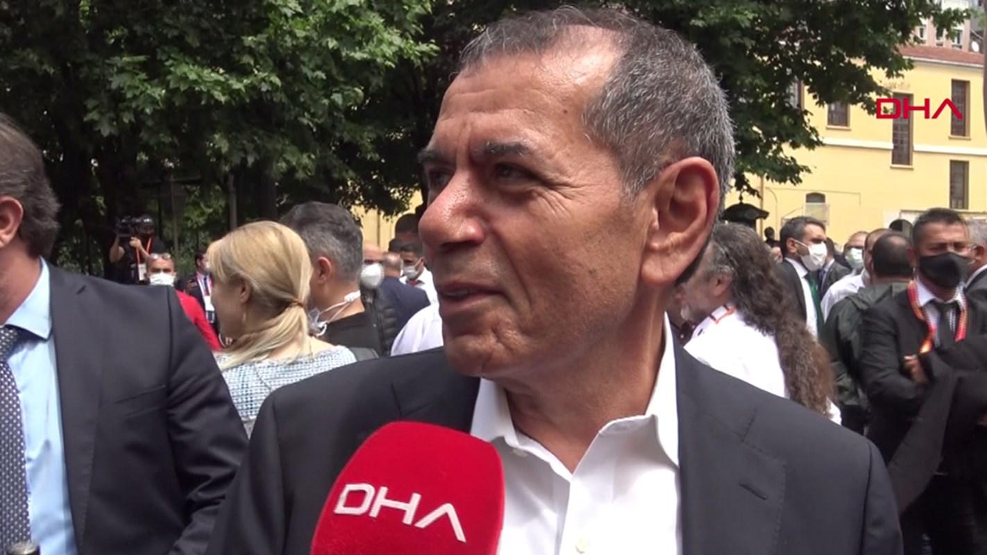 NTV Spor: Eski başkan Dursun Özbek sert çıkıştı