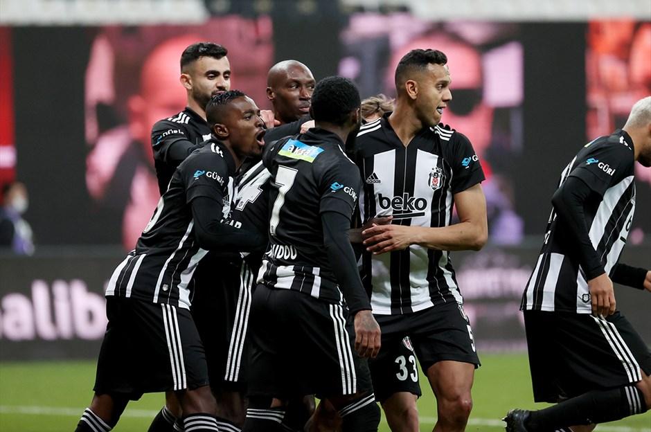 Beşiktaş 4-0 BB Erzurumspor (Maç Sonucu) | NTVSpor.net