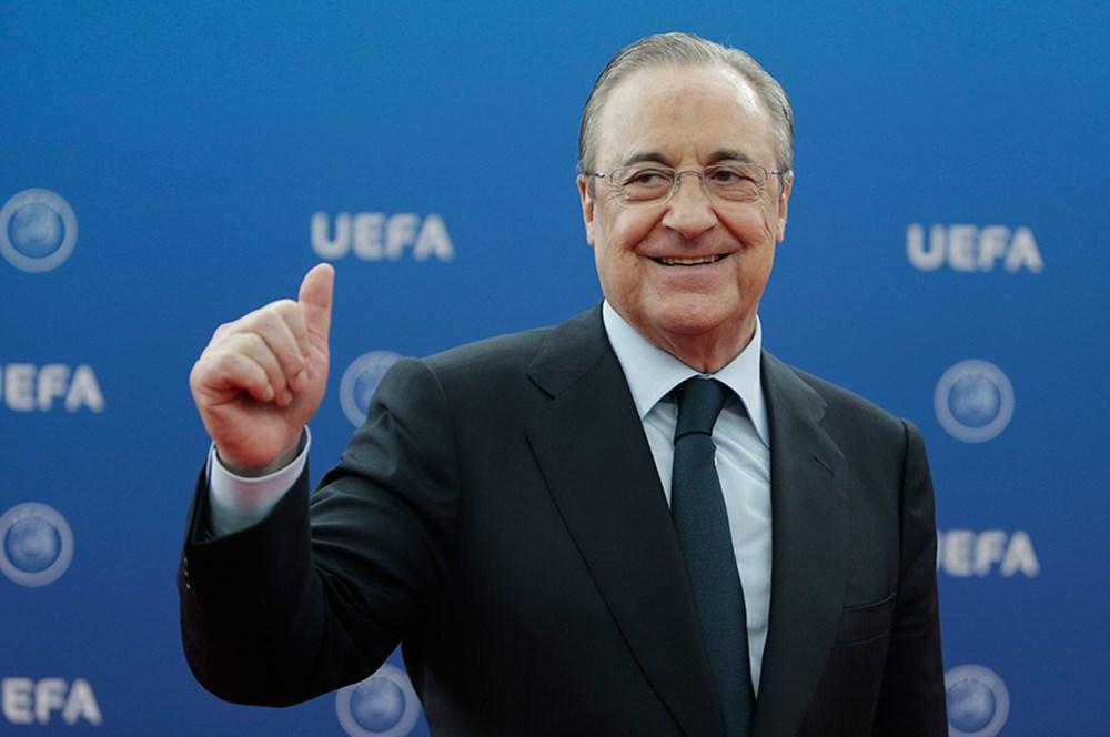 Avrupa Süper Ligi askıya alındı! Florentino Perez'den tepki çeken Türkiye açıklaması  - 8. Foto