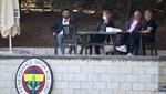 Selçuk Şahin, Fenerbahçe idmanını takip etti