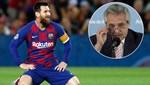 Başkan'dan Messi'ye çağrı: Ülkene dön