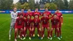 U18 Milli Takımı, Romanya'ya yenildi