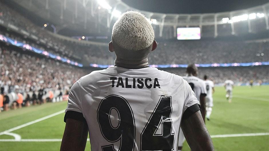 Talisca'dan açıklama: Yine Beşiktaş'ta oynamak istiyorum   NTVSpor.net