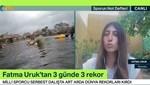 Türk sporunun son günlerdeki gururu Fatma Uruk, NTV'ye konuştu