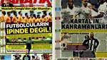 Sporun Manşetleri (14 Nisan 2021)