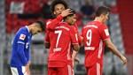 Bayern Münih: 8 - Schalke 04: 0 | Maç sonucu