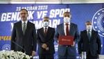 Gençlik ve Spor Bakanlığından Çorum'a 69 milyon liralık yatırım