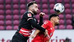 Kenan Karaman gol attı, Fortuna Düsseldorf 1 puan aldı