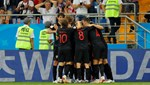 İzlanda - Hırvatistan: 1-2 (Maç sonucu)