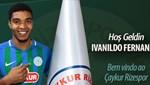 Ivanildo Fernandes, Çaykur Rizespor'da