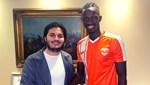 Adanaspor, Amidou Diop'u kadrosuna kattı
