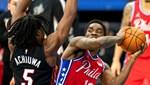 76ers, Heat'i mağlup etti