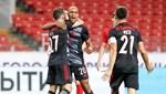 Benfica, Moskova'da iki golle kazandı
