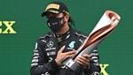 Lewis Hamilton, Formula 1 efsanesi Michael Schumacher'i yakaladı