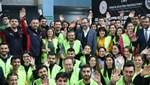 Bakan Kasapoğlu, Türkiye Salon Atletizm Şampiyonası'nı izledi
