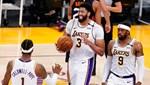 NBA HABERLERİ | Play-off yolunda Lakers'tan kritik galibiyet
