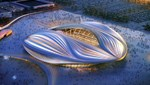 Dünya Kupası'nın yeni stadyumu kullanıma açıldı
