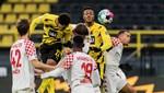 Borussia Dortmund, düşme hattındaki Mainz ile berabere kaldı