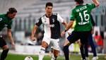 Juventus puanı 90'da Ronaldo'nun penaltısıyla kurtardı
