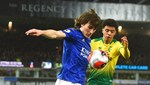 Norwich City 1-0 Leicester City