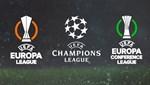 Şampiyonlar Ligi, Avrupa Ligi ve Konferans Ligi fikstürleri ne zaman çekilecek?