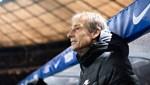 Klinsmann 9 maçta pes etti