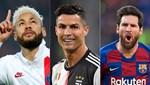 Yılın en çok kazananı Lionel Messi oldu