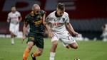 Trabzonspor'da Novak ve Ekuban sakatlandı