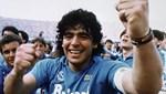 Napoli'de iki kişi: Diego ve Maradona...
