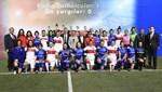 Dünya Kadınlar Günü'nde TFF-Turkcell maçı