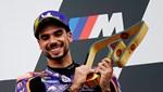 MotoGP'nin Avusturya etabını Miguel Oliveira kazandı