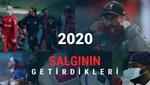 2020'de salgının spora getirdikleri
