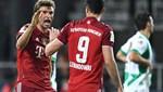Greuther Fürth: 1 - Bayern Münih: 3 | Maç sonucu