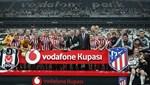 Vodafone Park'taki rekorlu maç Atletico'nun