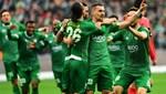 Kritik maçta kazanan Bursaspor