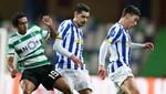 Sporting 2-1 Porto: Lig Kupası'nda ilk finalist Sporting!