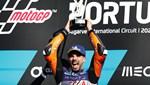 MotoGP'de sezonun son yarışını Miguel Oliveira kazandı