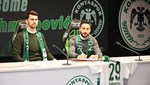 Konyaspor, Rahmanovic'i kadrosuna kattı