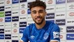 Calvert-Lewin'e 5 yıllık yeni sözleşme