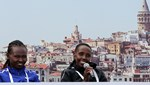 Vodafone 14. İstanbul Yarı Maratonu'nda Kenyalı sporcuların zaferi