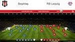 Beşiktaş-Leipzig (Canlı Anlatım)
