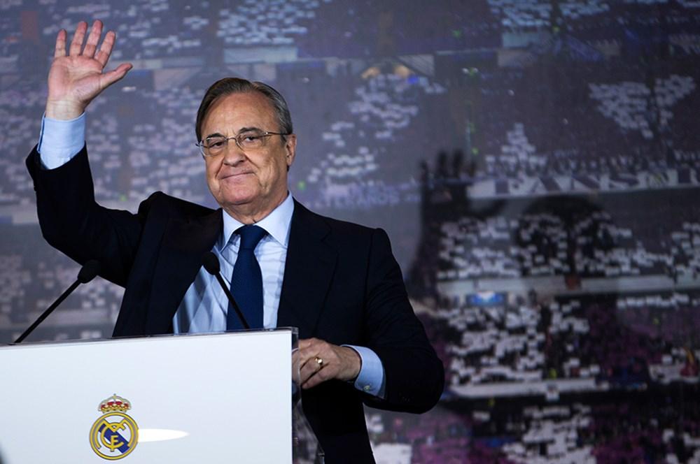 Avrupa Süper Ligi askıya alındı! Florentino Perez'den tepki çeken Türkiye açıklaması  - 6. Foto