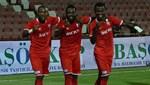 Balıkesirspor, Giresunspor'u 3 golle geçti